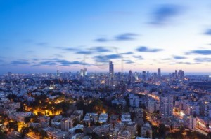 Ramat Gan Panoramic View - Conversational Hebrew Lesson 1