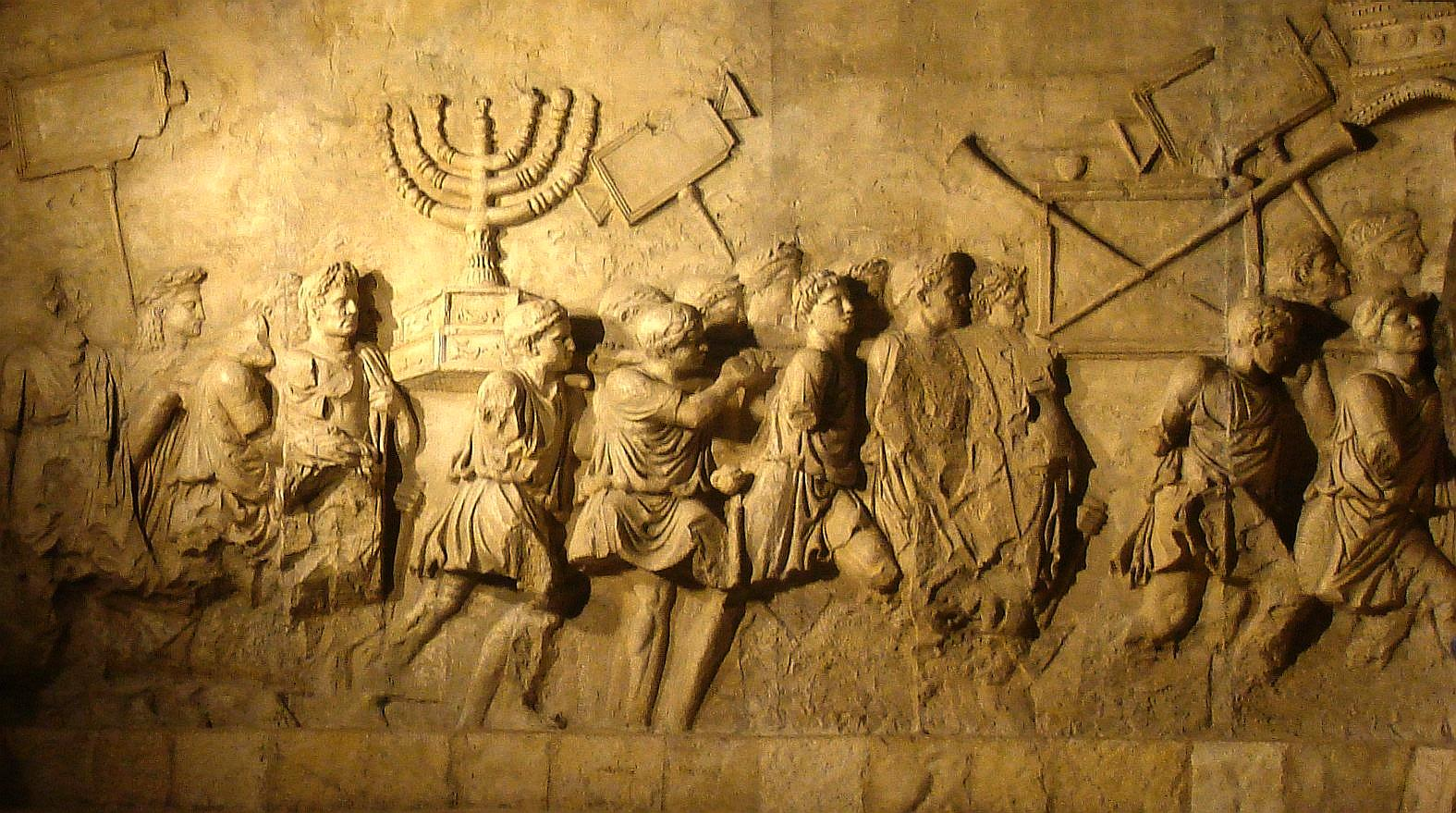 maccabean revolt After the fall of the persian empire what is now israel was occupied by a helenistic dynasty, thus bringing together two of the most assertive cultures in the entire world.