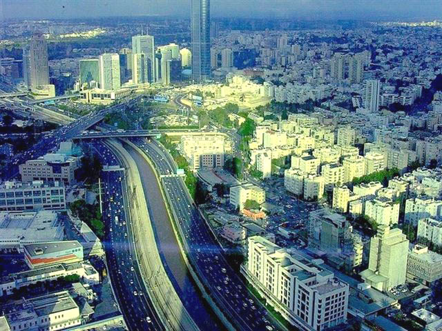 Tel Aviv - The Heart of the Israeli Economy