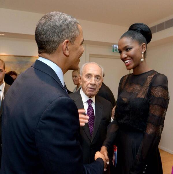 4 People Who Met Obama in Israel