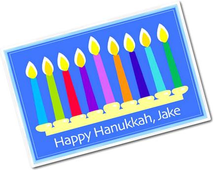 personalized hanukkah gifts for kids