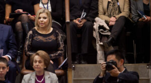Sara Netanyahu Dress