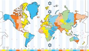 Time in Israel (Time Zone)